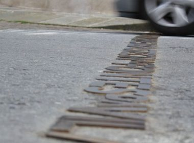 Letras carretera
